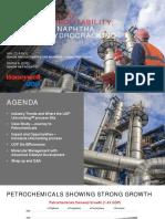 Maximising naphtha through hydrocracking Refinery of the future