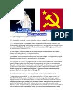 La Ley de Consagración no es igual al Comunismo