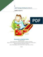 Lectio Divina Dominical XVII del Tiempo Ordinario Ciclo A (Domingo 26 de julio)