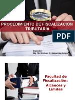 PROCEDIMIENTO FISCALIZACION UNSM