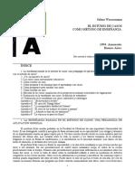 013 Wasserman, S. - El estudio de casos como método de enseñanza. Cap.1