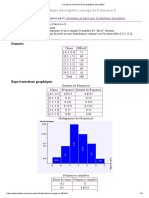 Corrigé de l'exercice 8 de statistique descriptive
