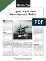 Compressor Recycle Valve