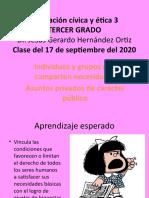 Fce 3-Clase Del 17 de Septiembre Del 2020