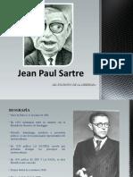 Existencialismo Jean Paul Sartre