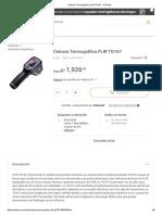 Cámara Termográfica FLIR TG167 - Promart