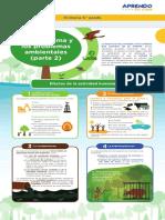 5to primaria, El ecosistema y los problemas ambientales parte 2 rev LB