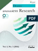Harvard Deusto Business Research