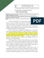 2º Relatório GPCI