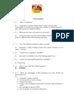 FAQ Levelplast 02122010