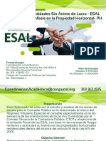 Diplomado ESAL Enfacis PH