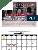 FCA Full Calendar - Jan-Dec - 2011