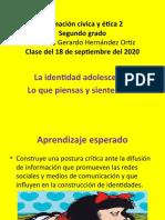 Fce 2-Clase Del 18 de Septiembre 2020