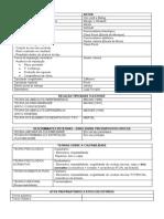 Tabela AUTORES PENAL