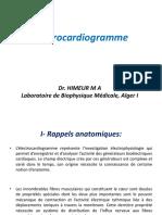 ECG  Dr HIMEUR