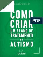 CRIAR PLANO TRATAMENTO AUTISMO