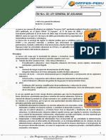 S2 - Ley General de Aduandas