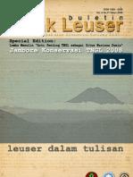 Buletin Jejak Leuser Edisi 11