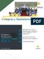 GESTION DE COMPRAS