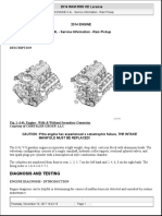 ENGINE 6.4L - Service Information - Ram Pickup