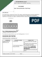 ENGINE 6.7L Diesel - Service Information - Ram Pickup