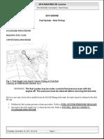 ENGINE Fuel System - Ram Pickup