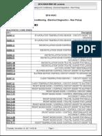 HVAC Heating & Air Conditioning - Electrical Diagnostics - Ram Pickup
