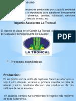 procesos económicos