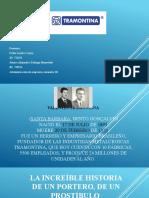 Presentación  Planeacion, Tramontina