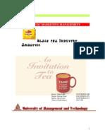 Strategic Marketing Management-Lipton Tea
