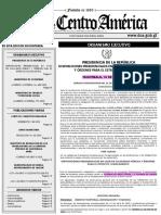 20200515 Disposiciones presidenciales