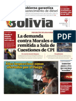 Periodico Bolivia Edicion Digital 17-09-2020 RED