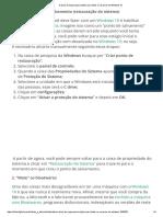6 dicas de segurança simples para todos os usuários do Windows 10