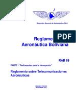RAB_69_Parte_I Telecomunicaciones, Radio Ayudas para Navegacion.pdf