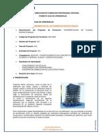 GT 1 - Fundamentos de los Elementos Estructurales