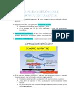 IMPRINTING GENÔMICO E DISSOMIA UNIPARENTAL.docx
