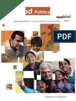 La Salud Pública y el trabajo en comunidad    Primera edición    Rafael González Guzmán - Laura Moreno Altamirano - Juan Manuel Castro Albarrán