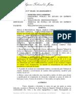 STJ 190494_FURTO DE PATRIMÔNIO_ESCALADA OU NAO
