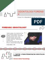 Odontologi Forensik Komando 62