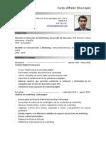 CV Carlos Silva