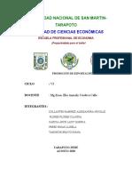 Promocion de Exportación en el PERU