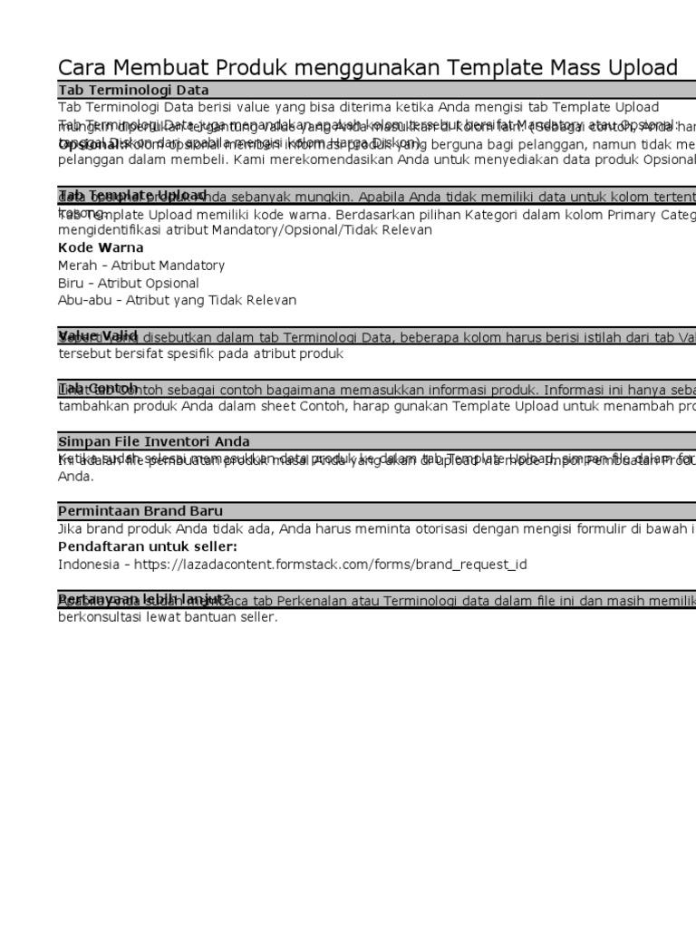 ProductCreationTemplate 20 20 20   PDF