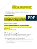 What is a project leader.docx