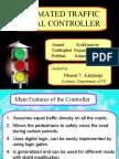 AUTOMATED TRAFFIC SIGNAL CONTROLLER Presentation