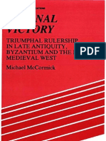 Eternal Victory - Triumphal Rulership in Late Antiquity, Byzantium and the Early Medieval West