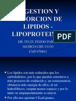 DIGESTION Y ABSORCION DE LIPIDOS _ LIPOPROTEINAS (1).ppt
