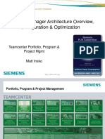 Schedule Manager Architecture Overview, Configuration & Optimization