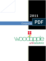 WoodApple UnikSolutionz Pvt. Ltd - Corporate Profile