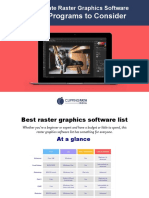 The Ultimate Raster Graphics Software List 8 Programs to Consider