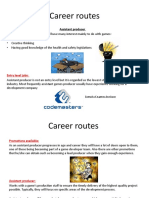 Carer routes